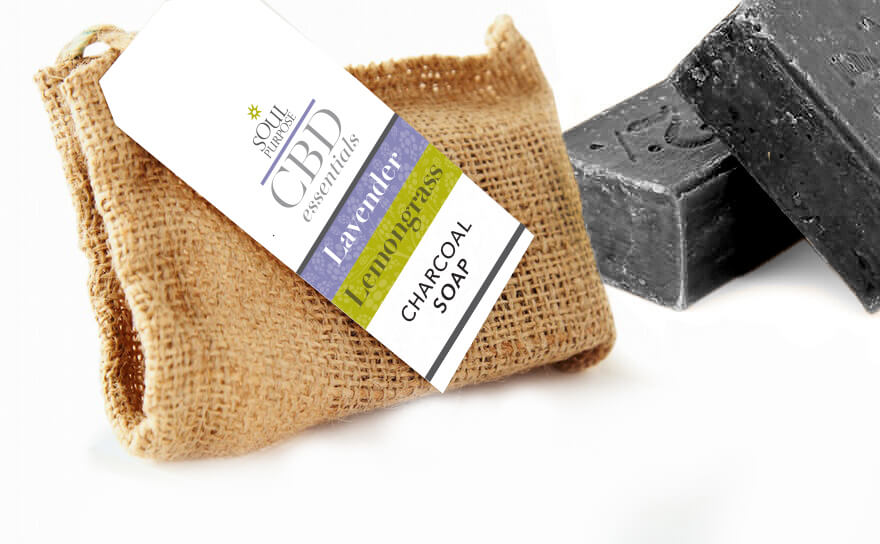 lavender lemongrass soap